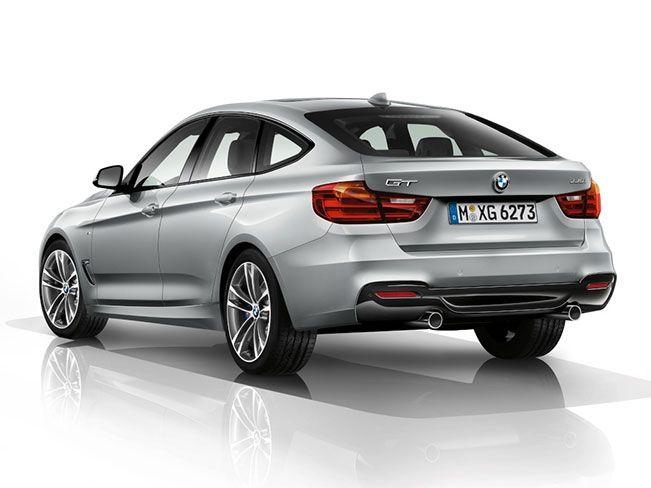 BMW 3 Series Grant Turismo 'GT' at Geneva Motor Show 2013