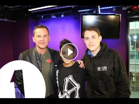 Tight and Tinkling on Innuendo Bingo with Adele Roberts!!: Radio 1's very own Adele Roberts plays Scott Mills' Innuendo Bingo with Chris…