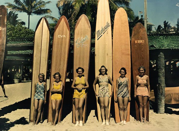 Waikiki - I want to go back!!Surf Girls, Old Schools, Go Girls, Vintage Photos, National Geographic, Beach, Surf Boards, Surfers Girls, Vintage Surf