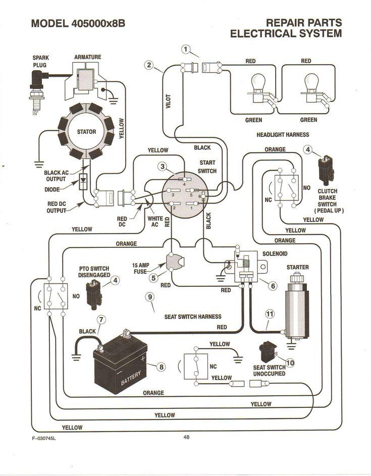 Kohler Engine Diagram In 2021, Kohler Wiring Diagram