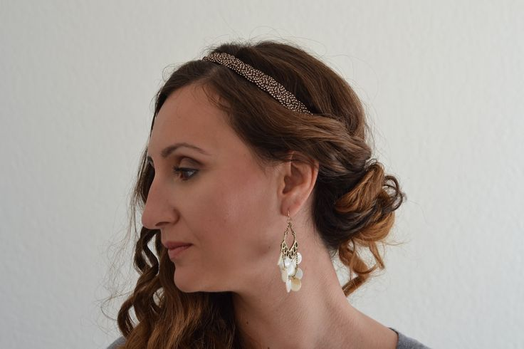 Make up et head band blondie accessory