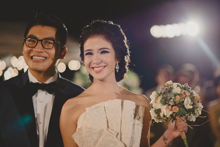 Vintage Rustic Wedding at Conrad Hotel Bali - DC30