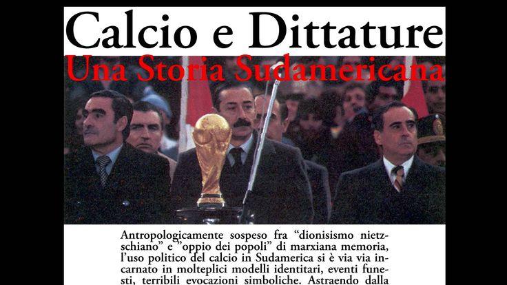 Calcio e Dittature Una Storia Sudamericana di Sergio Giuntini ecco l'audio della presentazione presso Scaldasole Books