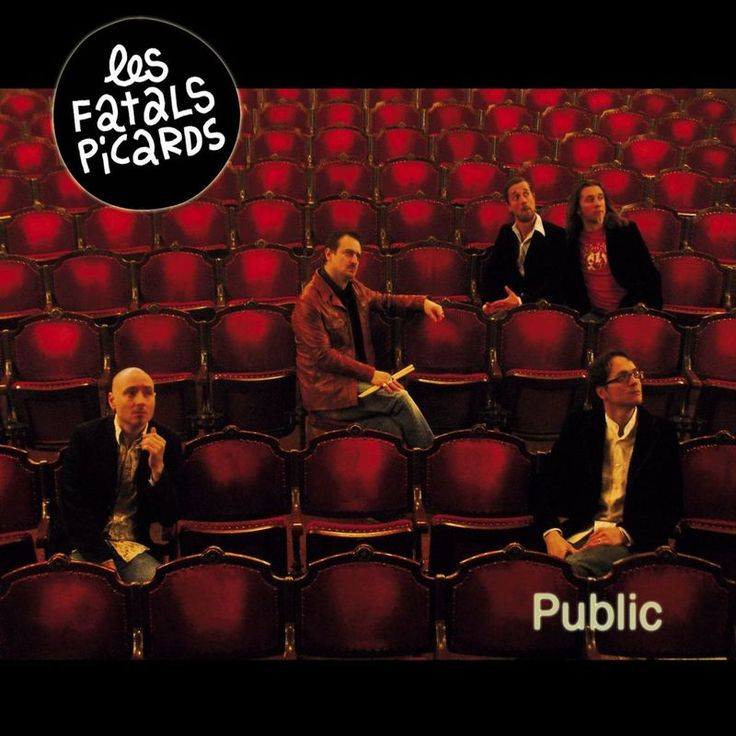 Public (DMD) (Edition simple) by Fatals Picards