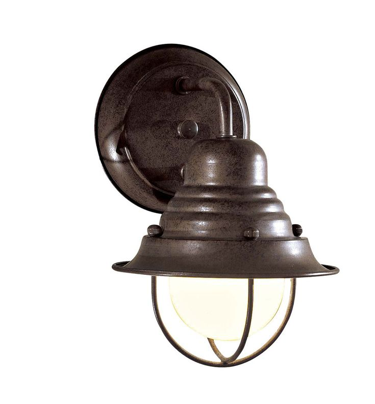 One Light Outdoor Fixture