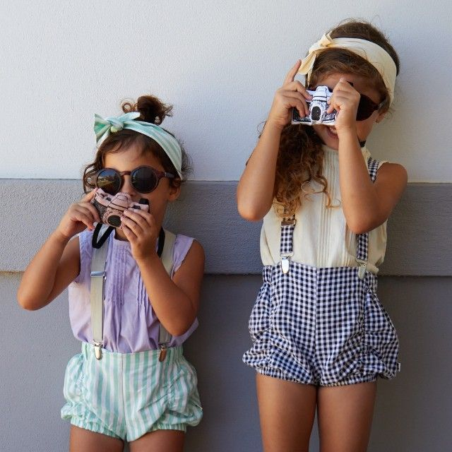 These kids dress fantastically!| @justy_olive