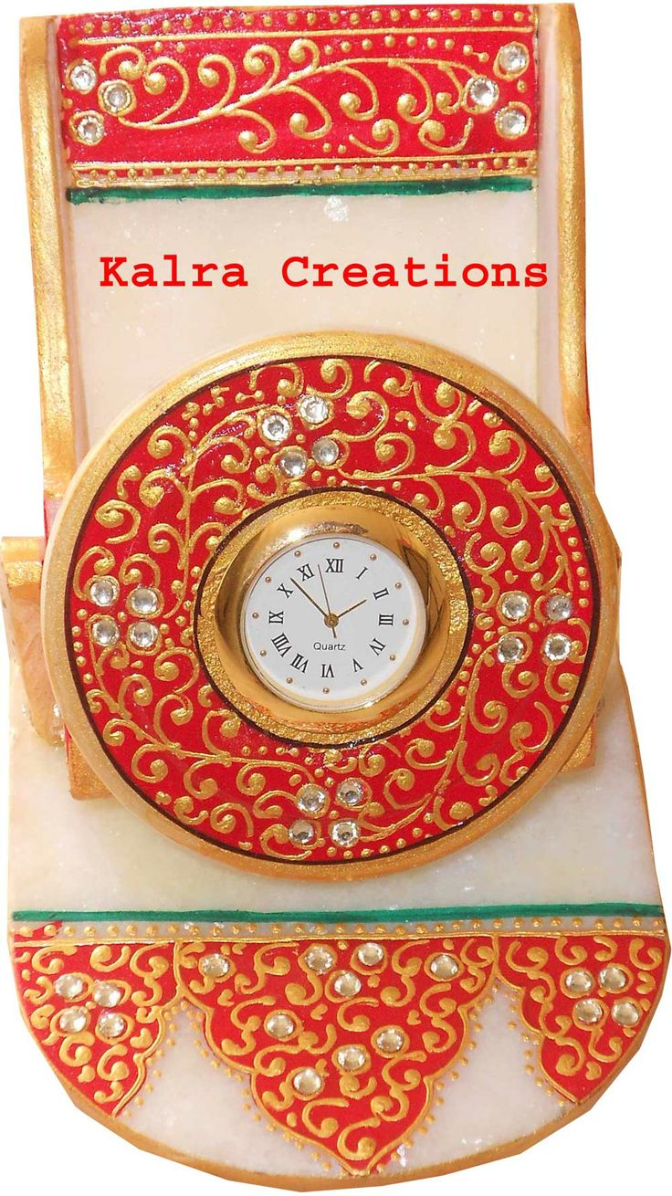 Wonderful #Home #Decor Marble #Handicraft #Mobile #Stand With #Clock #Idol #Gift http://kalracreations.com/home-furnishing/marble-art/home-decor-marble-handicraft-mobile-stand-with-clock-new-year-gift.html