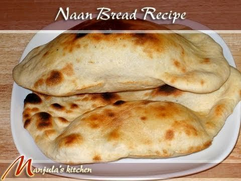 How to Make Naan from Scratch: The Best Instructional Videos