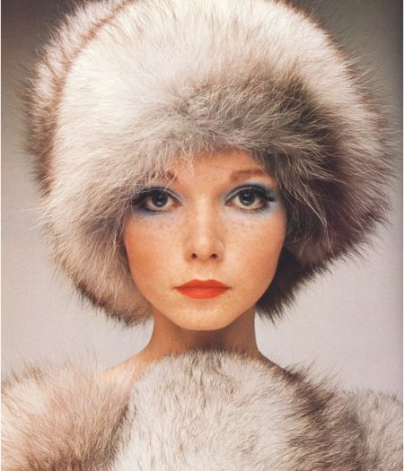 Penelope Tree, Vogue UK 1968