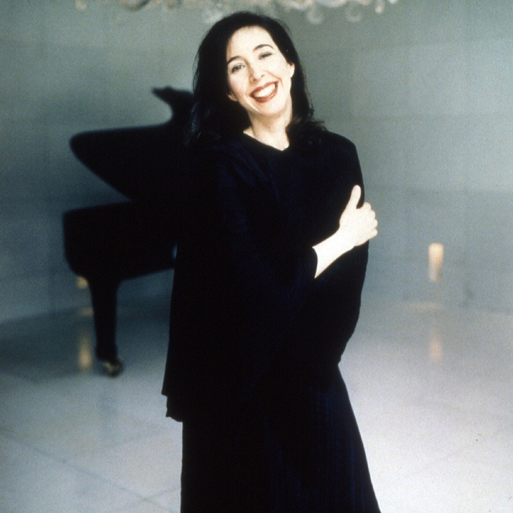 """Angela Hewitt """"The preeminent Bach pianist for our time"""