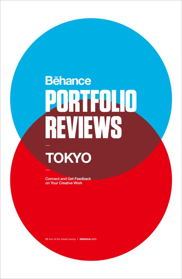 Behance Japan Portfolio Review #5 | Poster on Behance