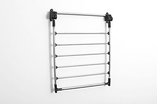 Greenway Greenway Wall Mounted Stainless Steel Drying Rack The