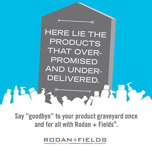 I love everything I have used from Rodan+Fields!
