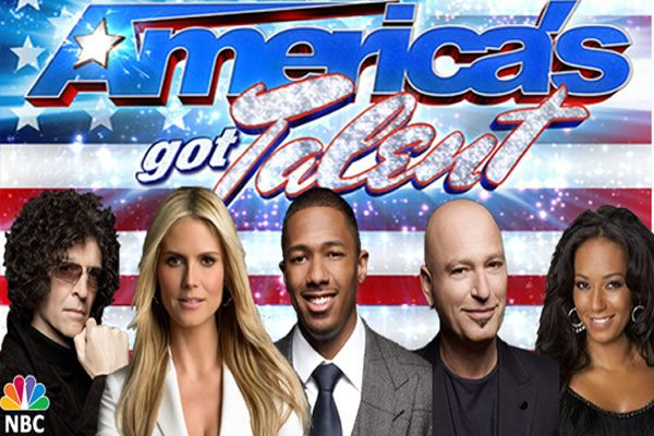 America's Got Talent on NBC. I've been watching it since the very beginning when the original judges included Piers Morgan, David Hasselhoff, and Brandy Norwood! Although all of them are gone and new people have taken their places, it's still the must-see talent show every summer!