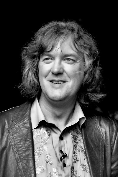 James May - Captain Slow  I am sure you could handle these curves no problem ;-)