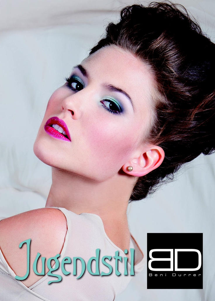 Make-up-Look by Beni Durrer Herbst/Winter 2012/2013