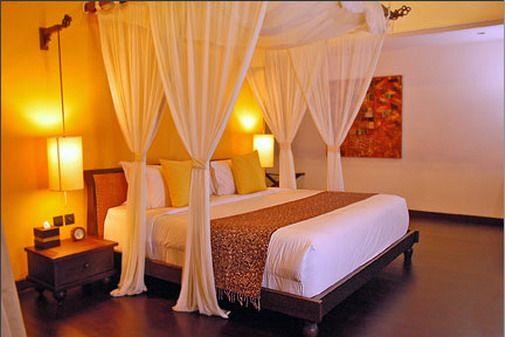 Romantic bedroom..