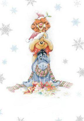 Christmas - Disney - Winnie-the-Pooh & Friends