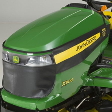 john deere winter grille cover am145350 tractor wants. Black Bedroom Furniture Sets. Home Design Ideas