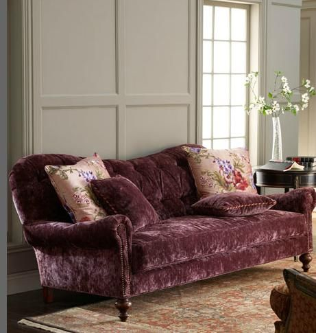 Dreamy Spaces: Decorating with Velvety Goodness  Neiman Marcus
