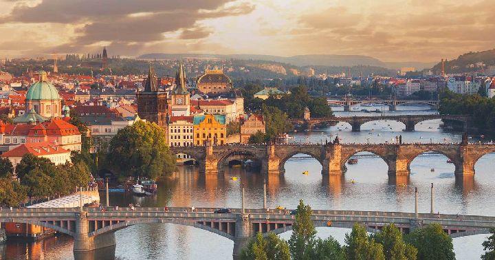 Fuso Horário Praga X Brasil #Informações #Praga #europa #viagem