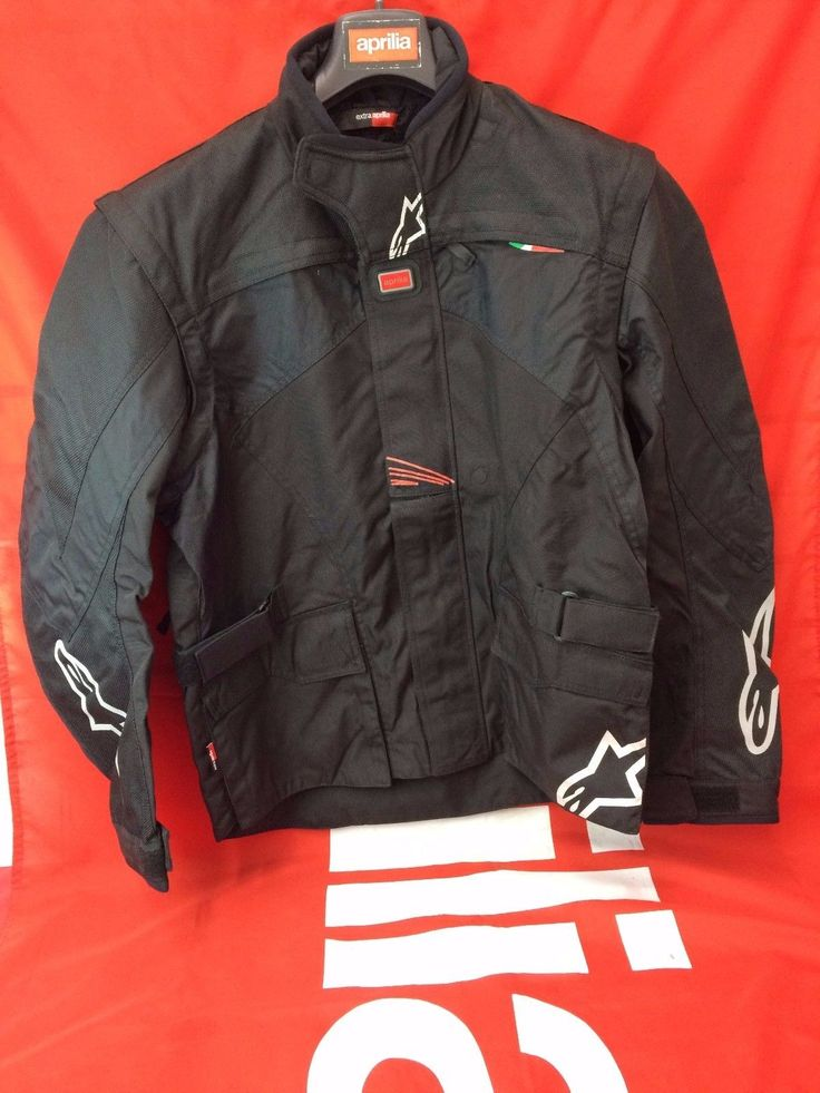 Aprilia Enduro Jacket by Alpinestars, Free Shipping!!