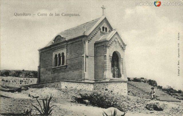 Cerro de las Campanas, Querétaro.