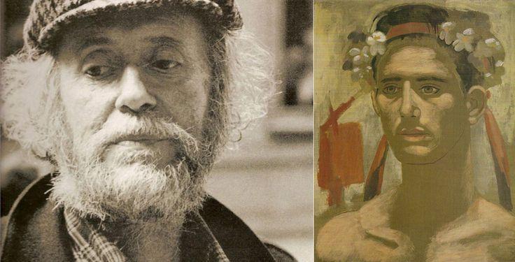Tsarouxis4_M-Ο Γιάννης Τσαρούχης, γεννήθηκε στον Πειραιά στις 13 Ιανουαρίου του 1910 και τα πρώτα του έργα τα εξέθεσε το 1929 (19 ετών), στο «Άσυλο Τέχνης». Η επιτυχία που σημείωσε τον οδήγησε στη συνέχεια να φοιτήσει στην Ανωτάτη Σχολή Καλών Τεχνών του Μετσόβιου Πολυτεχνείου με καθηγητές τους Ιακωβίδη, Βικάτο και Παρθένη. Παράλληλα μαθήτευσε κοντά στον Κόντογλου ο οποίος τον μύησε στην Βυζαντινή αγιογραφία, ενώ μελέτησε και την λαϊκή αρχιτεκτονική.