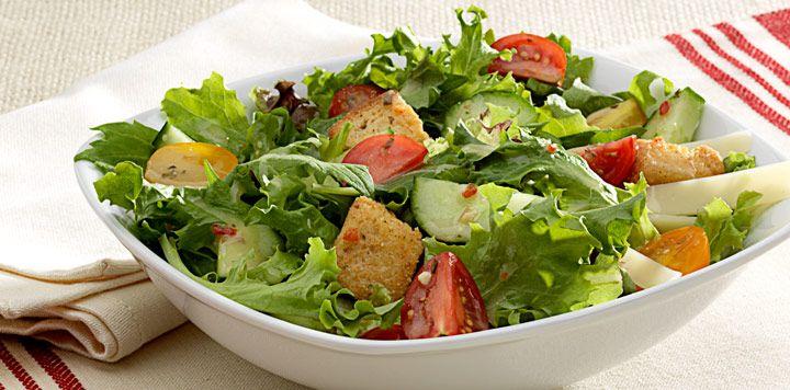 Italian Garden Salad : marzettikitchens