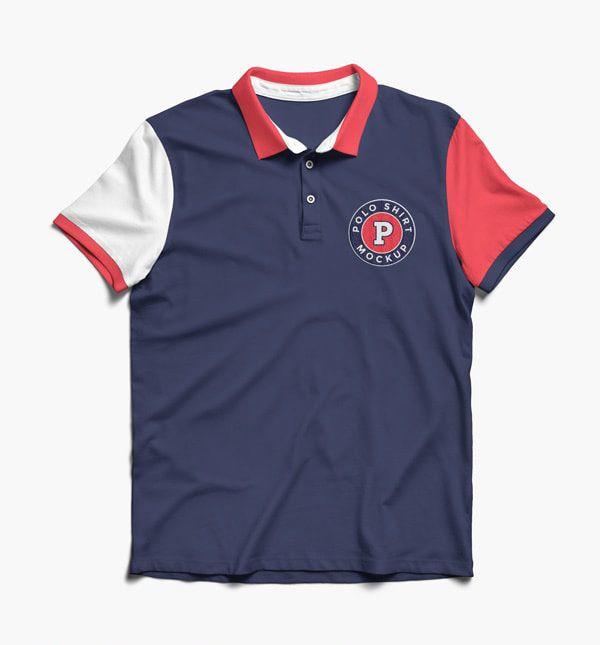 Download Polo T Shirt Free Mockup Shirts Shirt Mockup Free Shirts