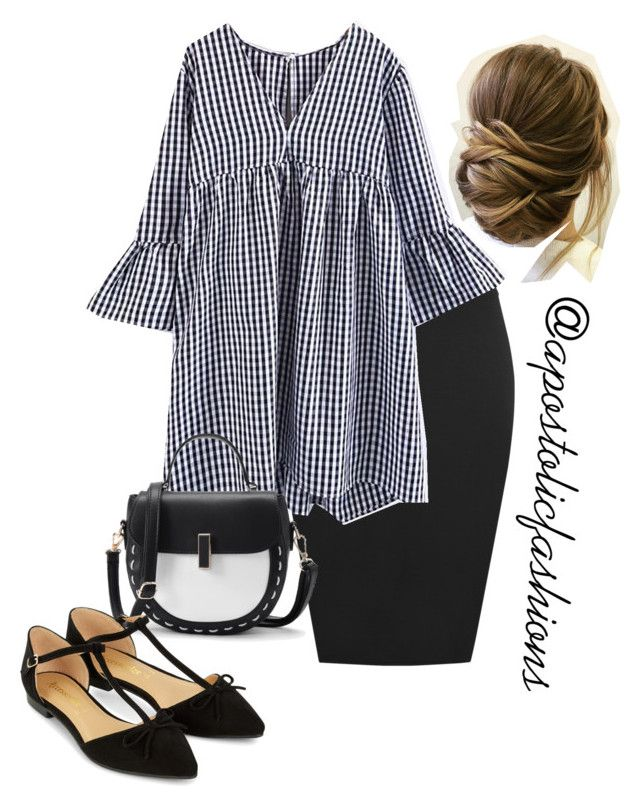 """Apostolic Fashions #1779"" by apostolicfashions on Polyvore featuring WearAll and Accessorize"