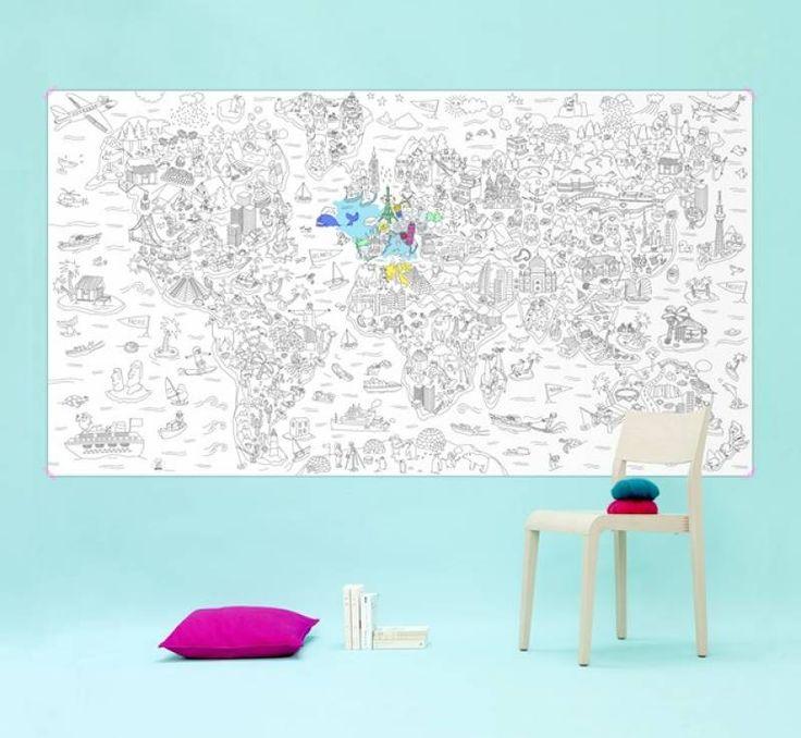 17 meilleures id es propos de poster mural geant sur. Black Bedroom Furniture Sets. Home Design Ideas