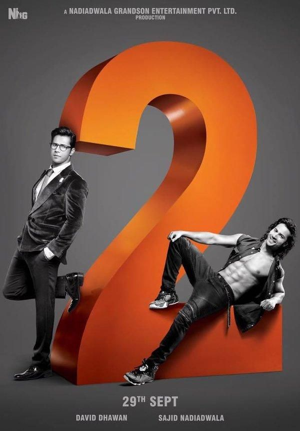 Judwaa 2 (2017) released  Go check out :-):-):-)