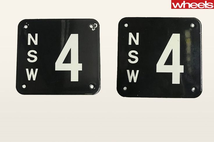 Sex toy magnate buys single-digit number plate for $2.45 million - Wheels Magazine #757Live