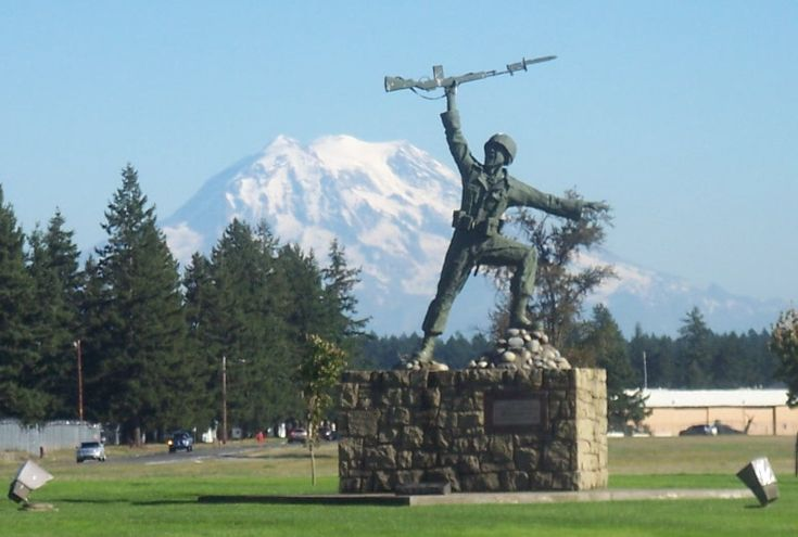 ft lewis washington | ... History About Fort Lewis, WA | Lewis-McChord Real Estate Guide