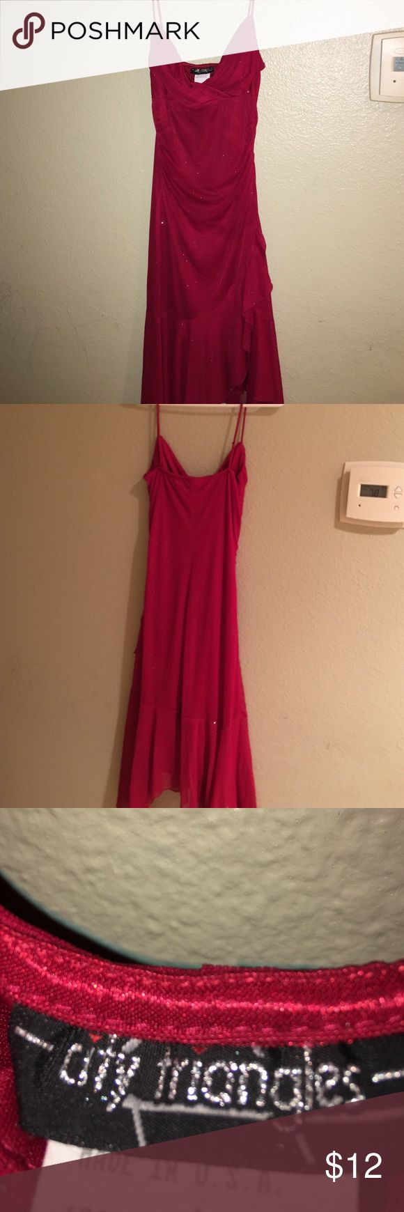City Triangles Petite formal dress great condition, made for a very petite woman City Triangles Dresses Prom