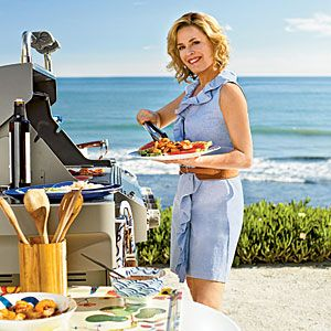 Grilling Tips from @Cat Cora in Coastal Living!: Chef Cat, Cat Cora