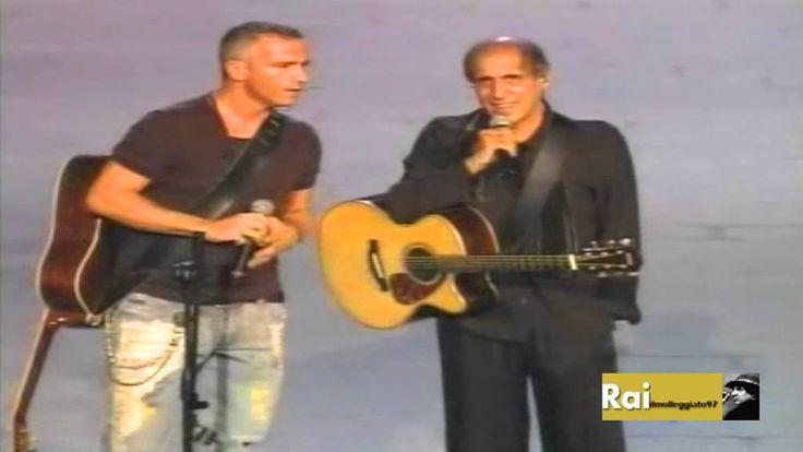 Adriano Celentano & Eros Ramazzotti Il Ragazzo Della Via Gluck Rockpolit...