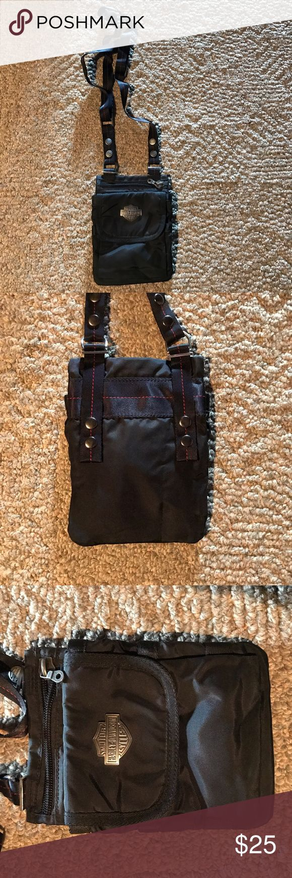 Harley Davidson purse Never used. Harley Davidson cross body purse Harley-Davidson Bags Crossbody Bags