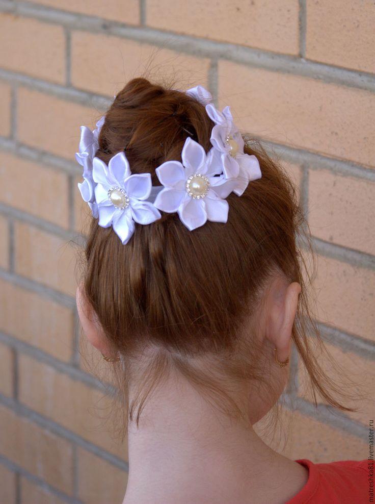 Купить Резинка для волос. - резинка для волос, резинки для волос, резинка для девочки, резинки для девочки