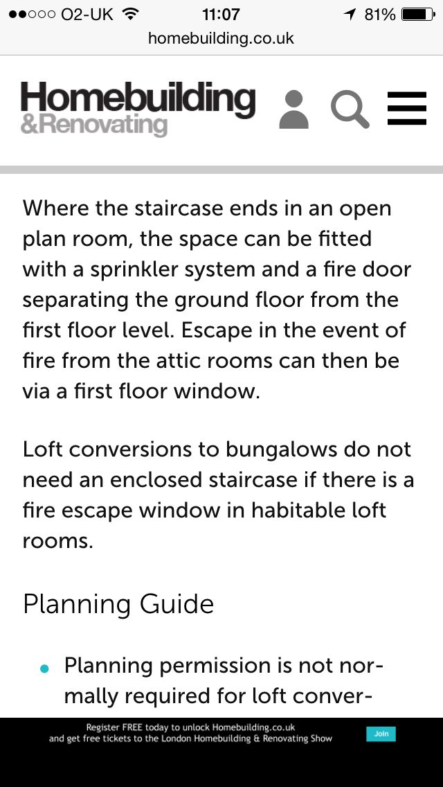 Lift stairs info