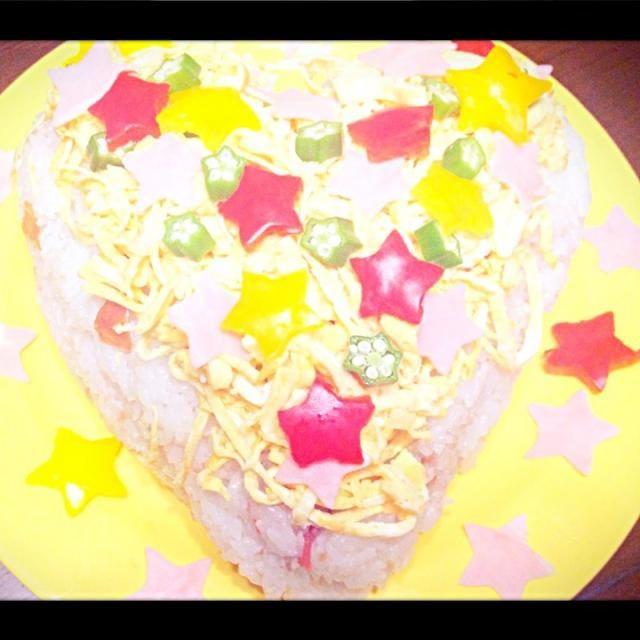 七夕につくりました♥ - 10件のもぐもぐ - ♡七夕ちらし寿司♡ by itloveaway503