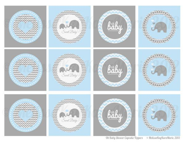 It's A Wild Time! {Boys Safari Baby Shower}-free baby shower printable!