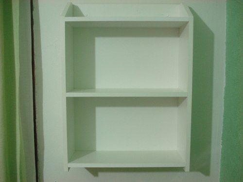 Prateleiras De Paredenicho Quarto , Banheiro,livros, Mdf  House and Deco   -> Nichos Mdf Banheiro