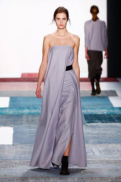 Isabell de Hillerin FW 15/16 Berlin Fashion Week http://www.fashiondays.ro/the-daily-issue/berlin-fashion-week/
