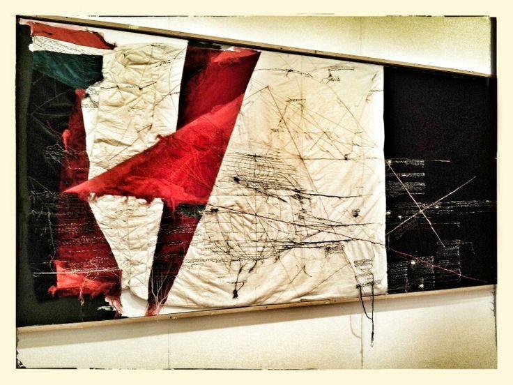 #Maria#Lai#museum#Ulassai#art#gallery#artist#future#past#Italy#union#Garibaldi#anniversary#Sardinia#Italia#visit#come#adventure