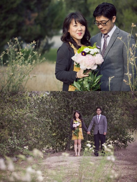 This is sooo funny! engagement pics