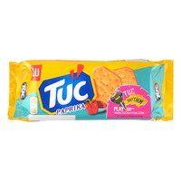LU Tuc crackers paprika, 10 % vet