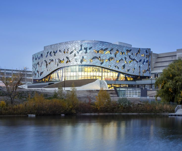 Gallery - The Bergeron Centre For Engineering Excellence / ZAS Architects - 1