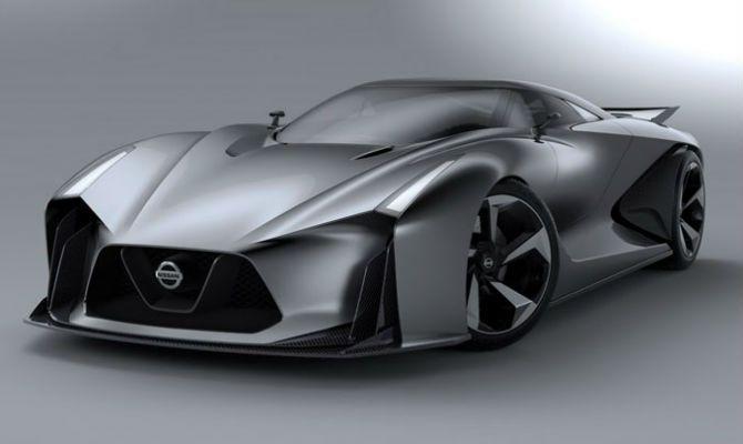 Novo Nissan GT-R híbrido chega em 2018 +http://brml.co/1DUGCqp